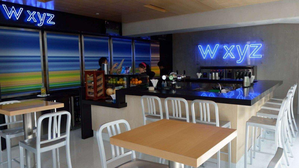 wxyz bar aloft KL