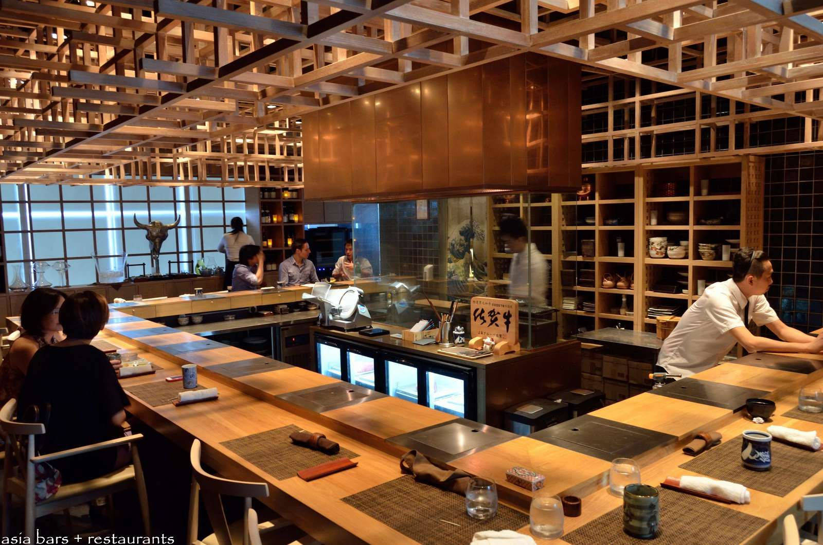 FAT COW- Japanese inspired Steakhouse & Lounge- Singapore | Asia Bars & Restaurants