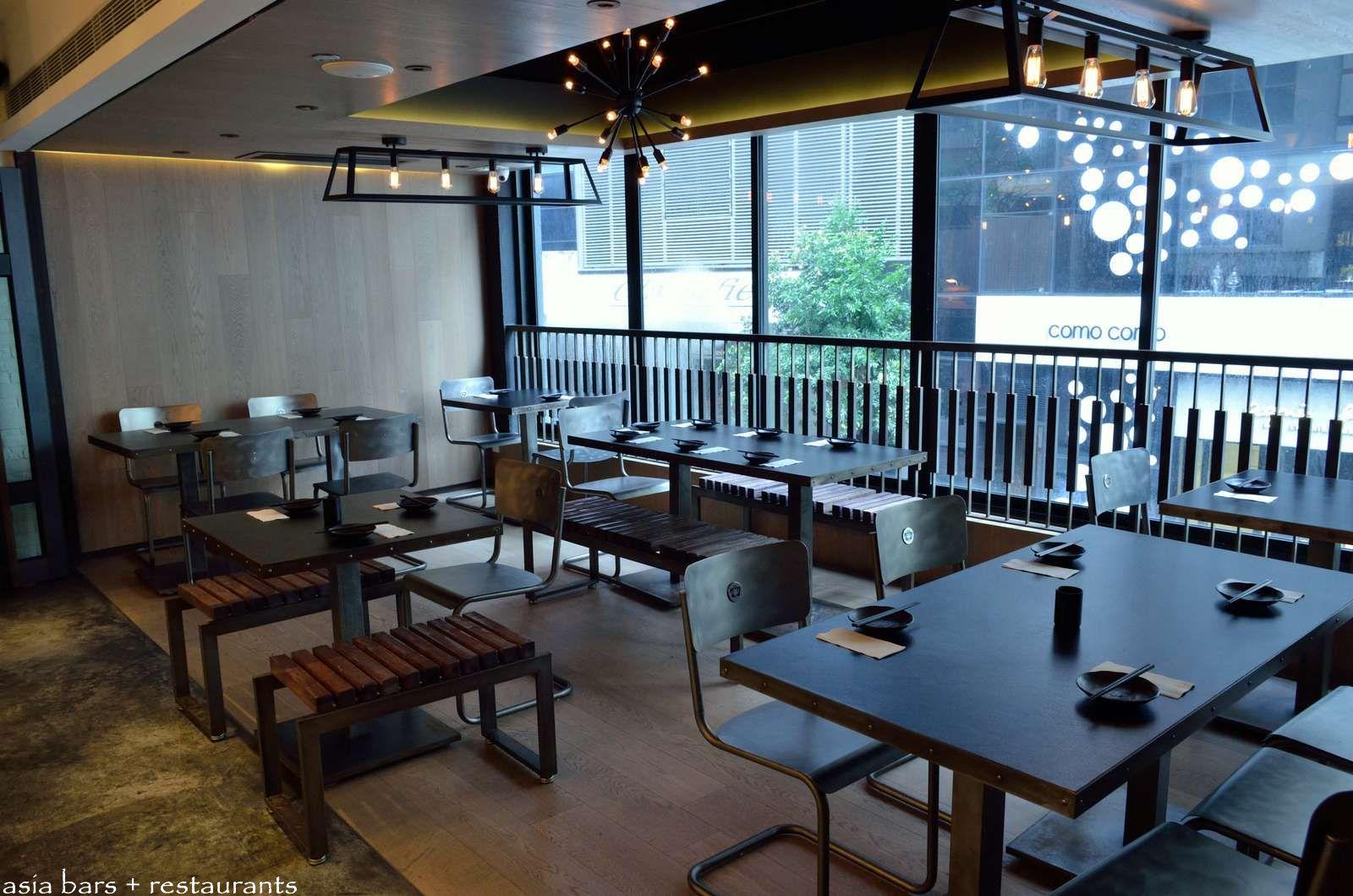 Three Monkeys A Modern Izakaya Restaurant Amp Bar In Hong
