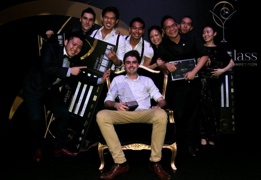 diageo world class singapore