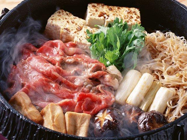 fat cow - sukiyaki