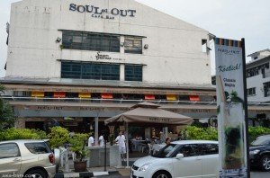 souled out KL