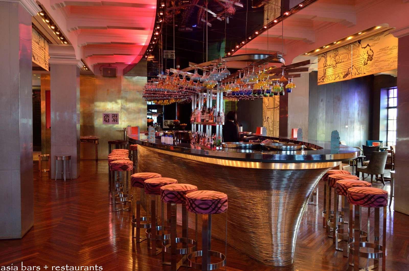 M Glamour Bar Cocktail Bar Amp Lounge The Bund Shanghai