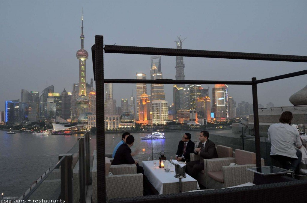 Roosevelt Sky Restaurant Amp Bar Rooftop At The House Of Roosevelt Shanghai Asia Bars