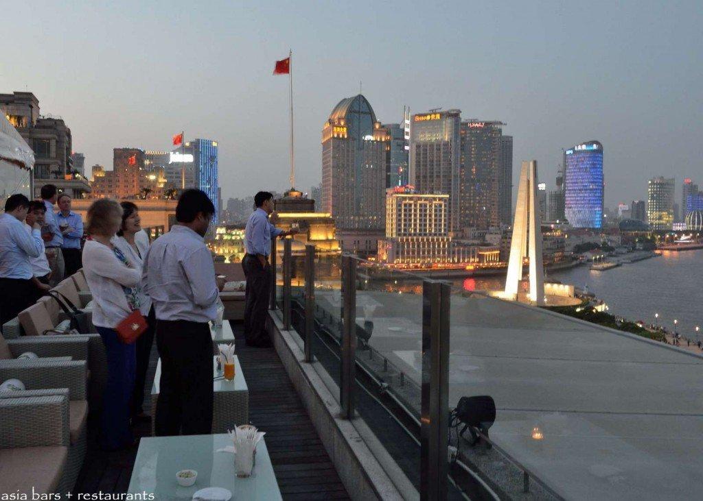 Roosevelt Sky Restaurant Amp Bar Rooftop At The House Of Roosevelt Shanghai Asia Bars