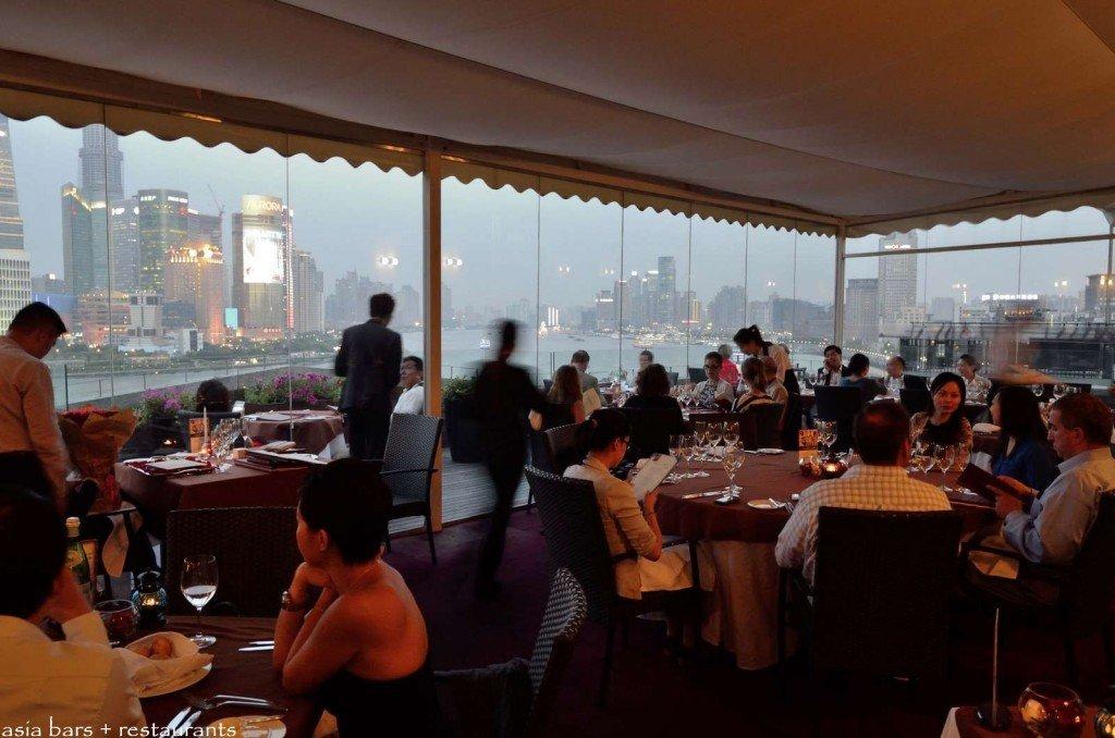 Roosevelt Sky Restaurant Shanghai