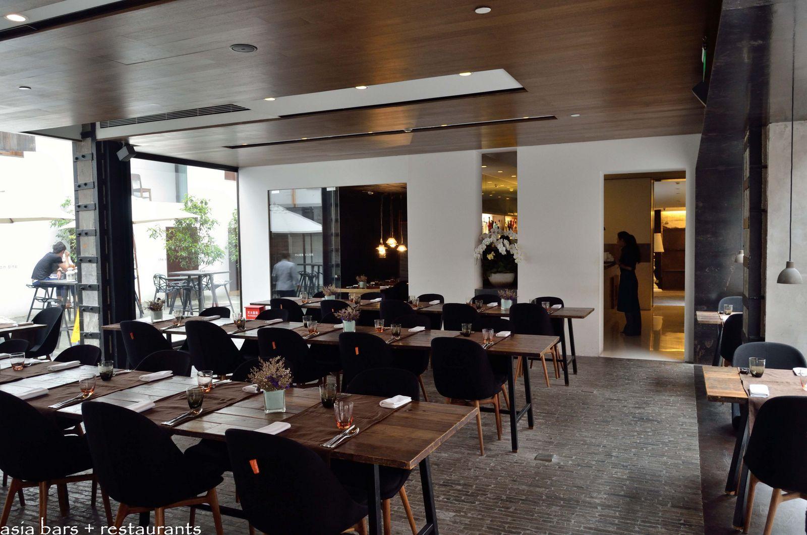 Table No1 By Jason Atherton Modern European Restaurant In