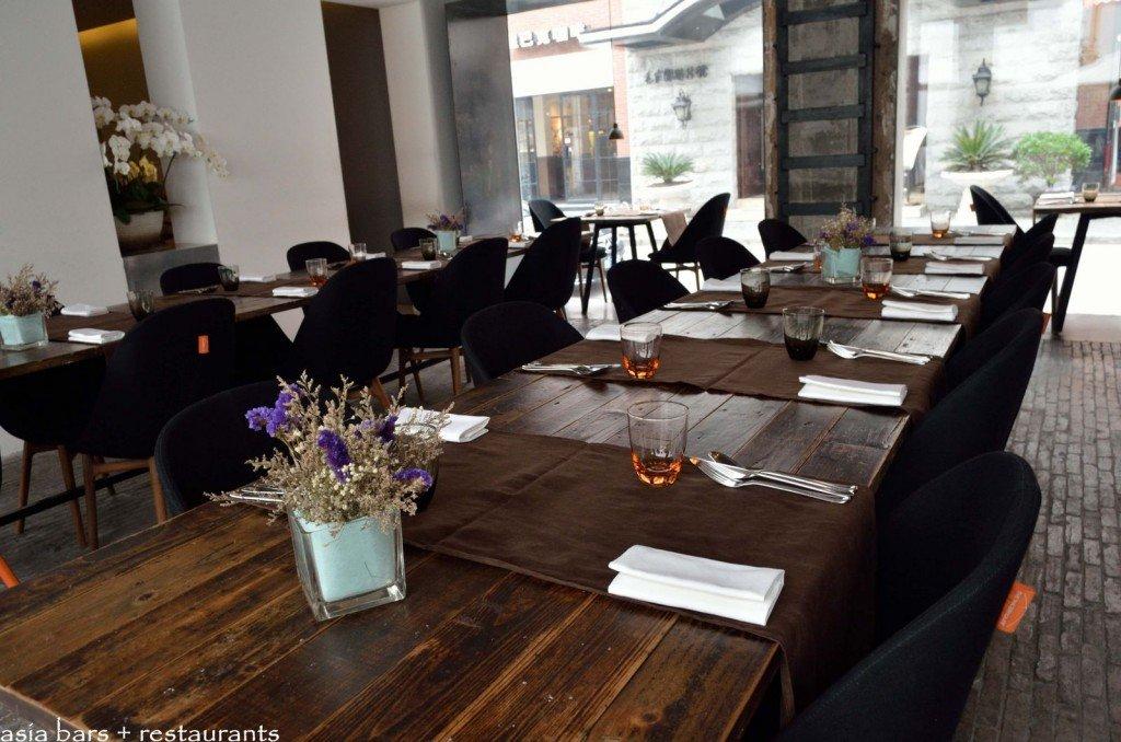 Table No. 1 Shanghai