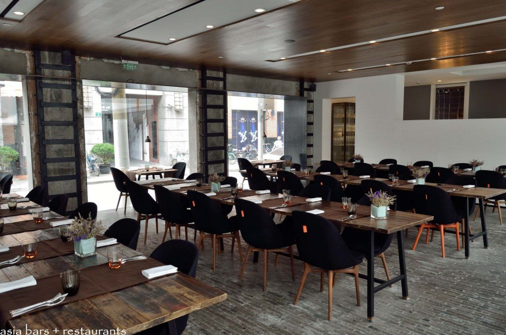 Table No 1 Shanghai