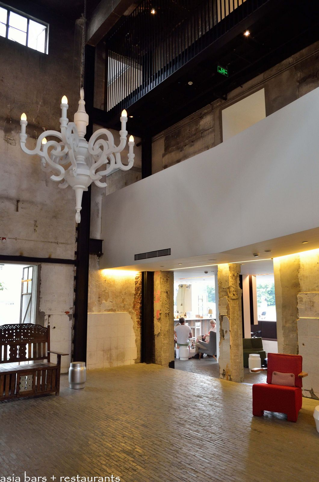 Table No1 by Jason Atherton- modern European restaurant in Shanghai : Asia Bars u0026 Restaurants