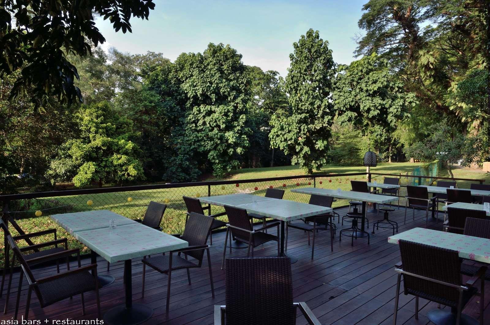 Cafe Saladaeng Amp Club Sala Cafe Amp Bar By Jim Thompson In