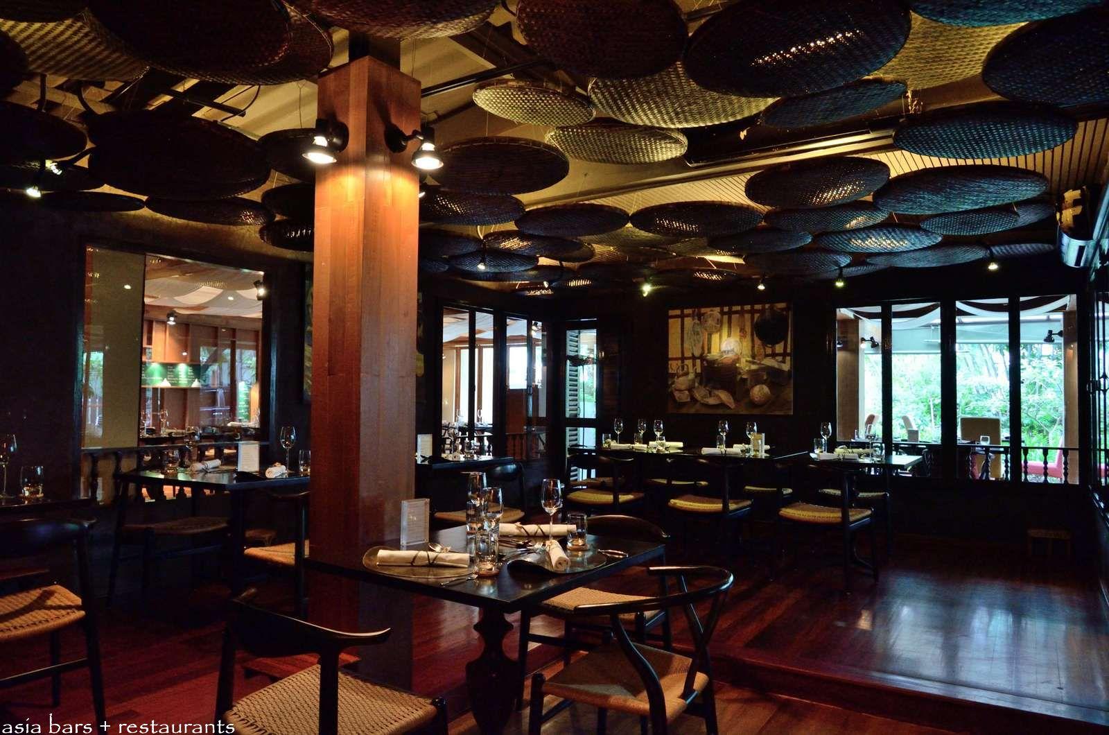 Bo Lan Essentially Thai Restaurant In Bangkok Asia Bars