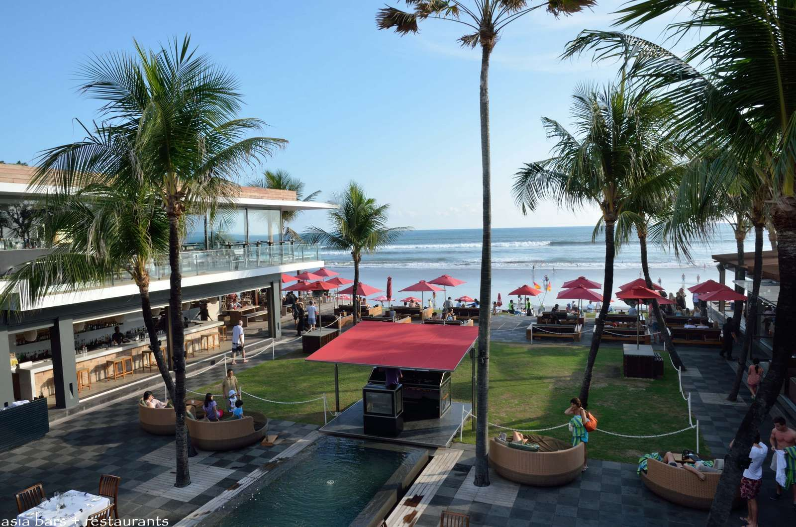 Ku De Ta World Famous Beachside Venue On Seminyak Beach