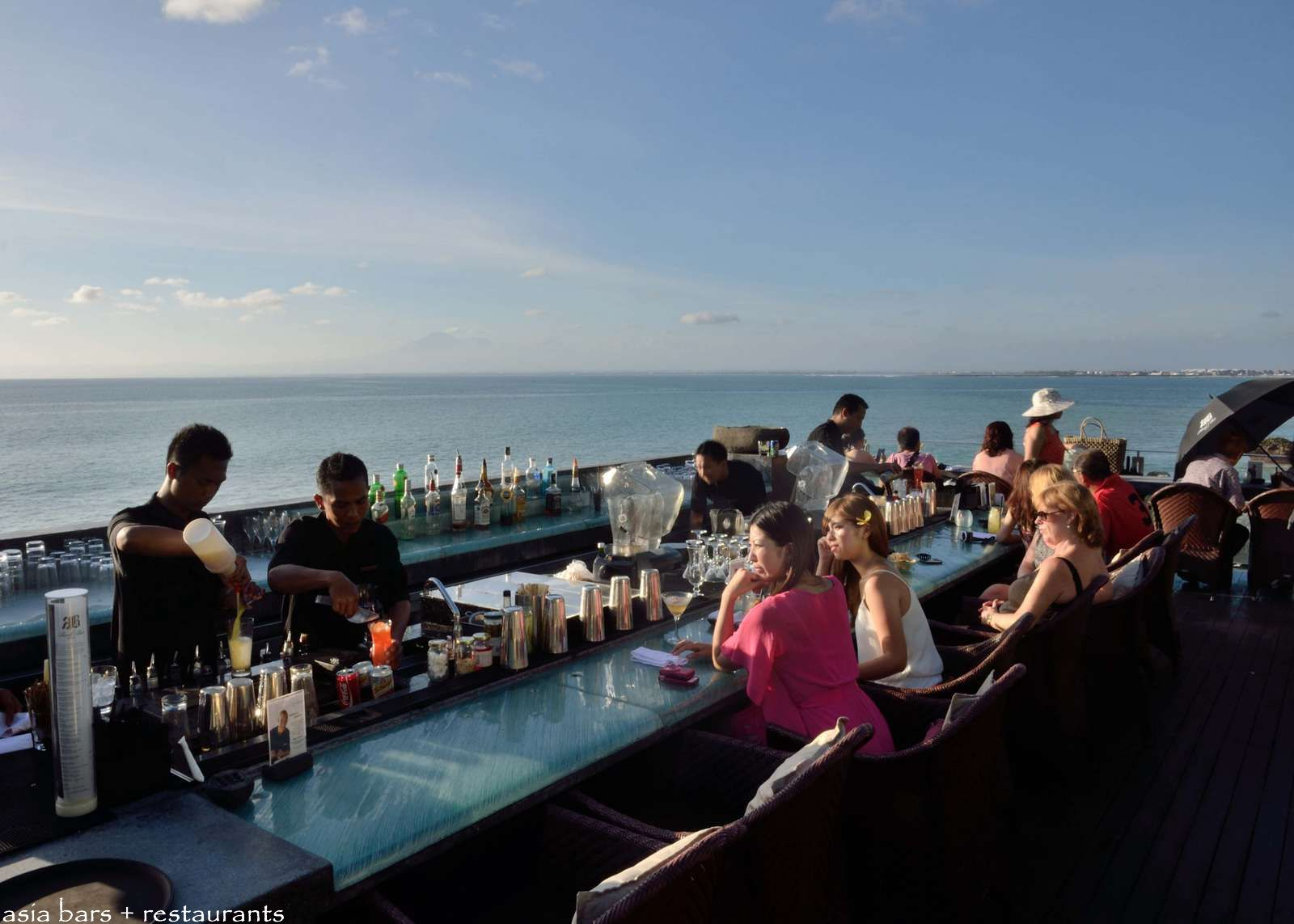 Rock Bar Bali, Indonesia