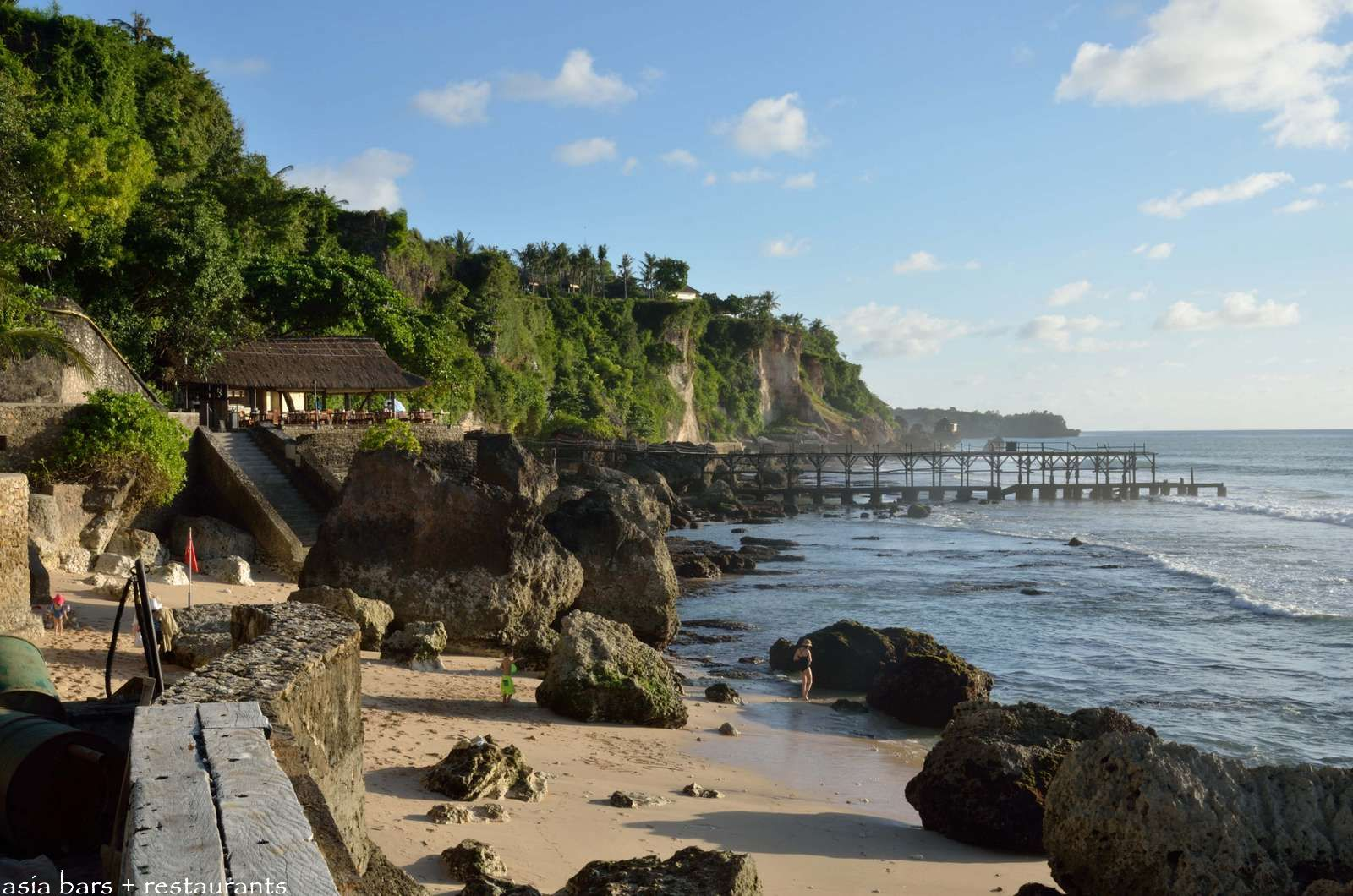 Ayana resort amp spa occupies an expansive site with is own coastline
