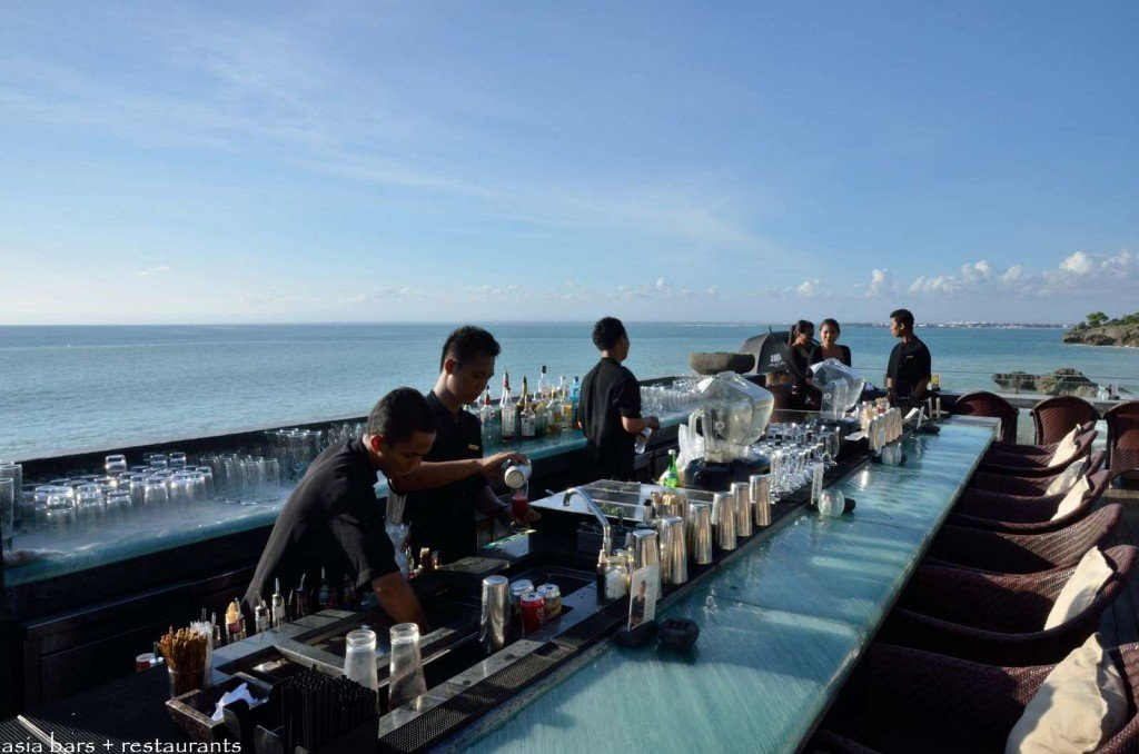 rock bar ayana resort bali