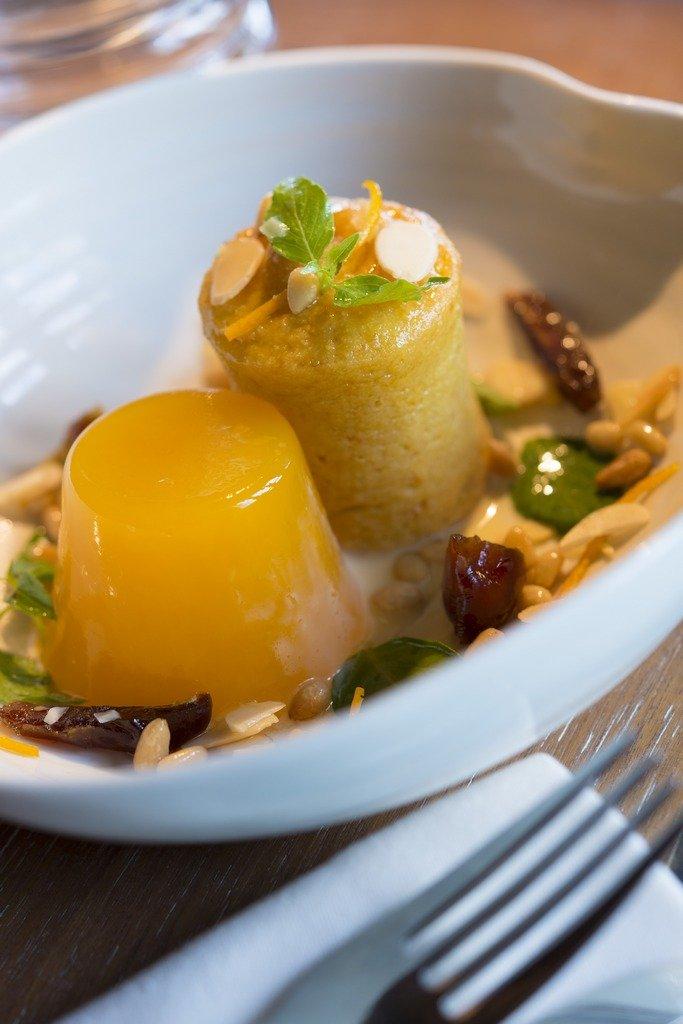 Sundara Orange Dessert