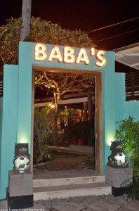 baba's -bali