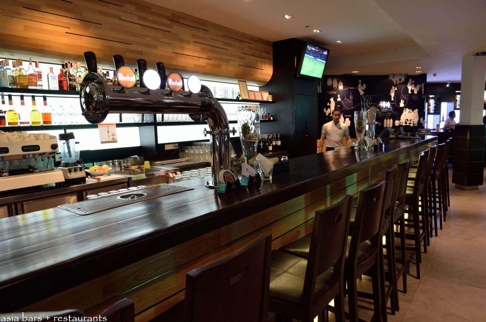 Brotzeit German Bier Bar Amp Restaurant Bangkok Asia