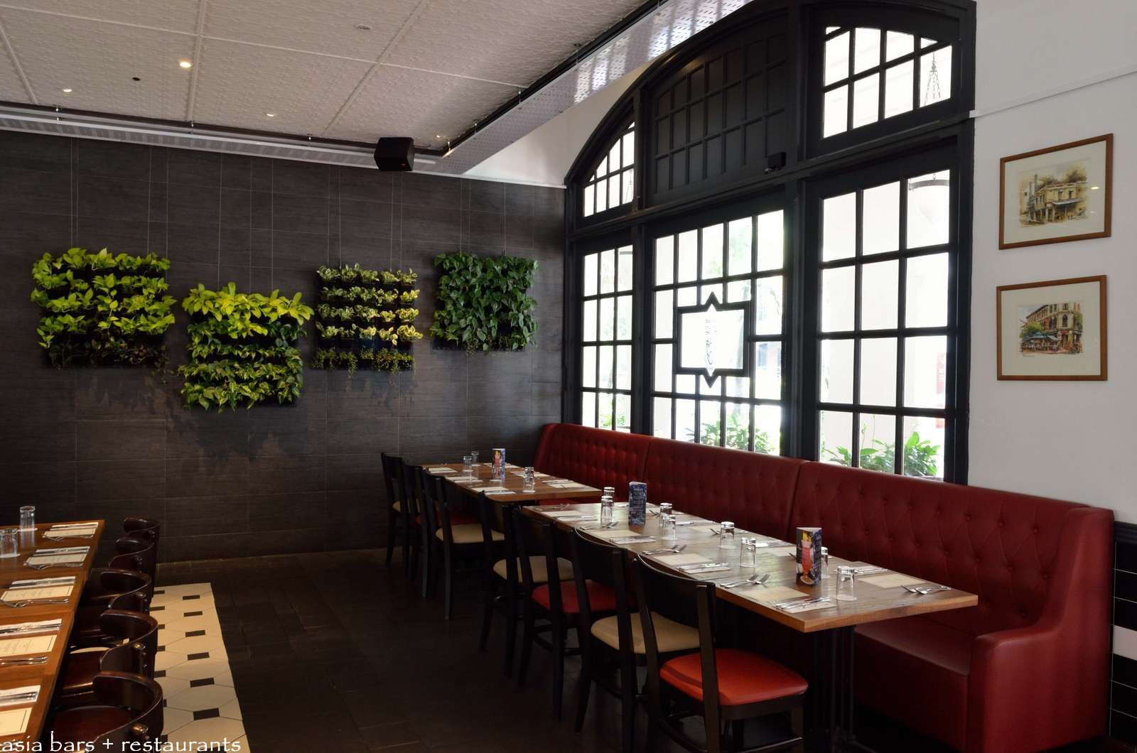 The Halia- restaurant & bar at Raffles Hotel Singapore ...