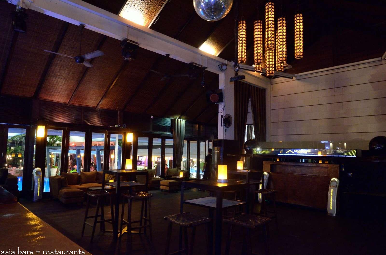 Hu U Bar Stellar Nightclub In Bali Indonesia Asia Bars