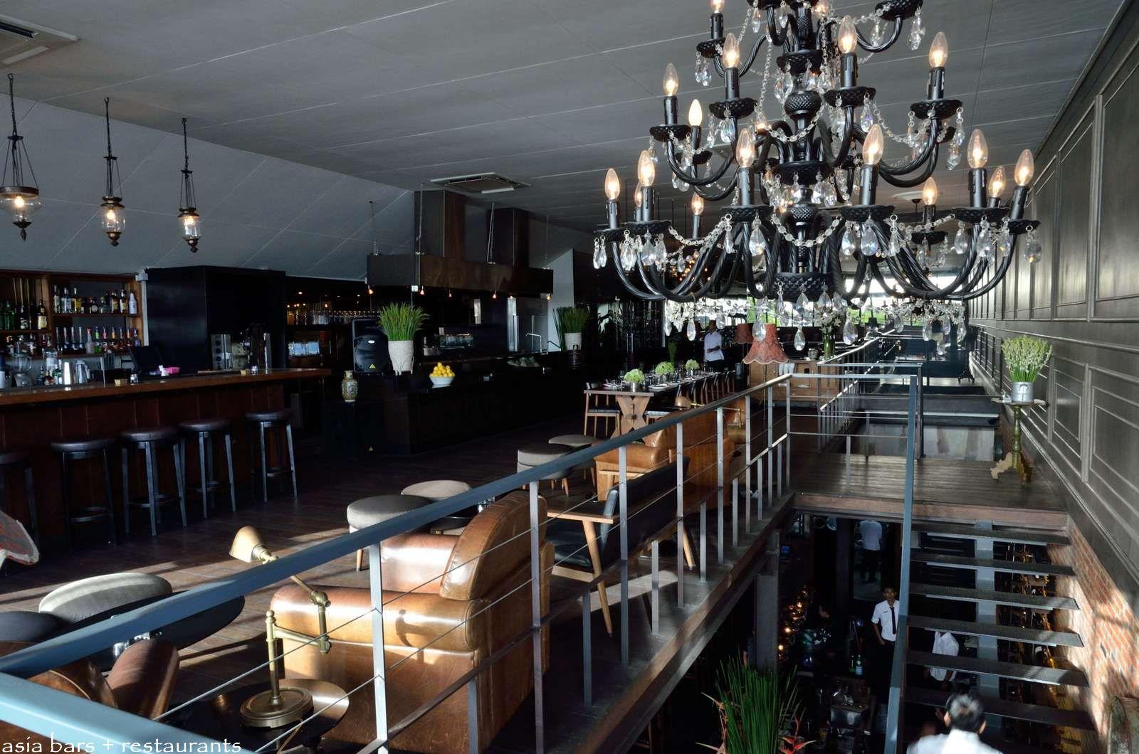 Mama San Kitchen Bar Amp Lounge Bali Indonesia Asia Bars
