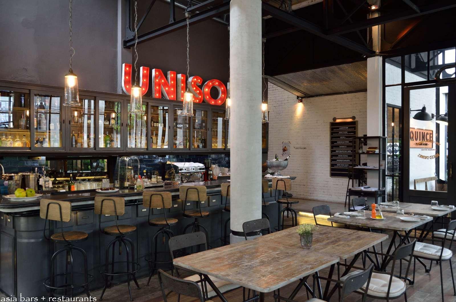 Quince Eatery Amp Bar Popular Restaurant In Bangkok Asia