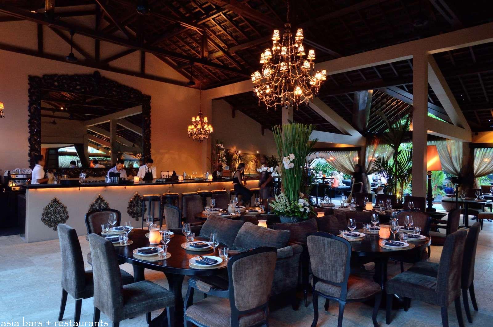 Sarong Acclaimed Pan Asian Restaurant Amp Bar Lounge In