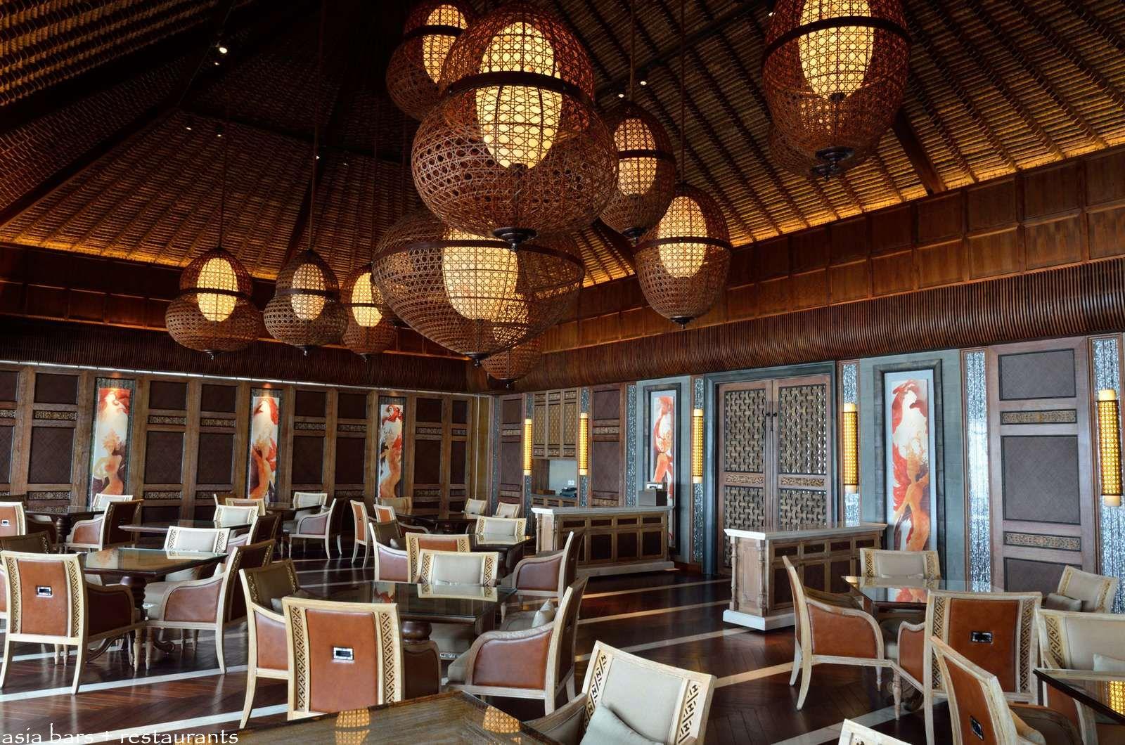 Sundara Beachfront Restaurant At Four Seasons Resort