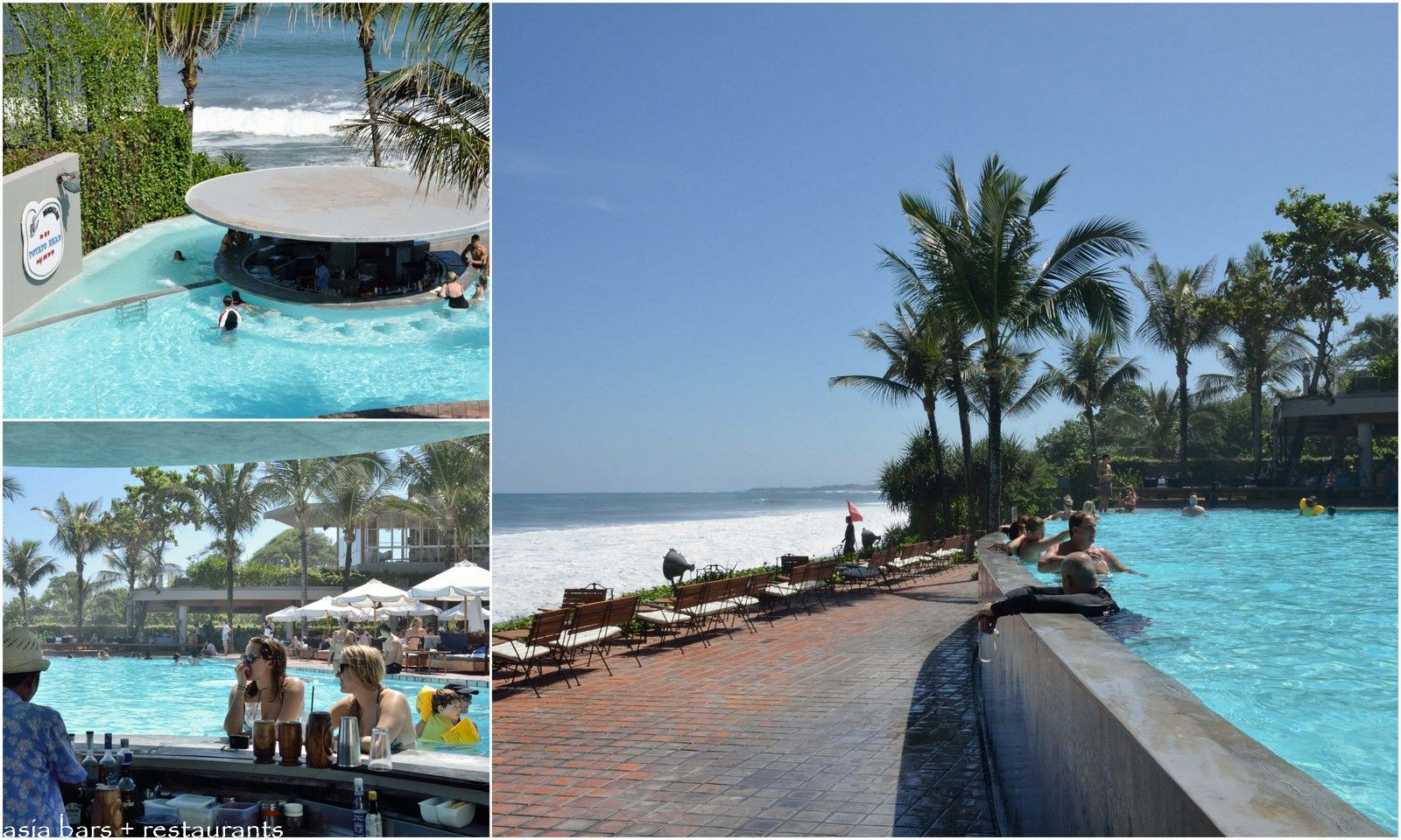 Potato Head Beach Club Beachfront Pool Drinks Dining At