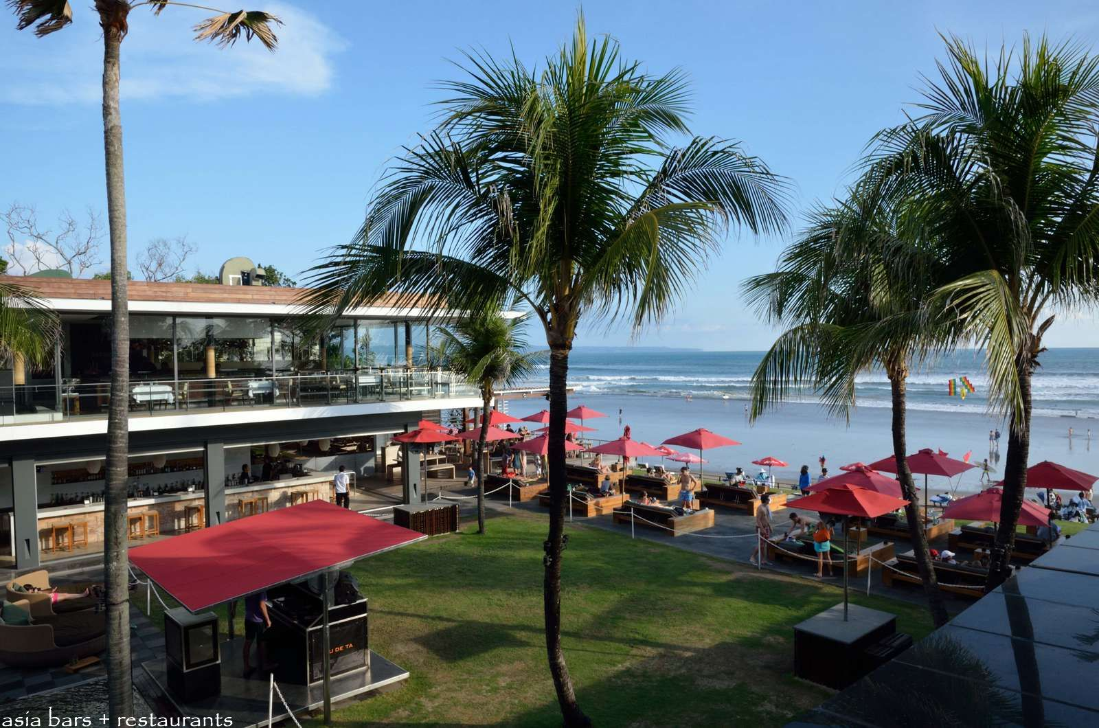 Ku De Ta Bali Beach Club