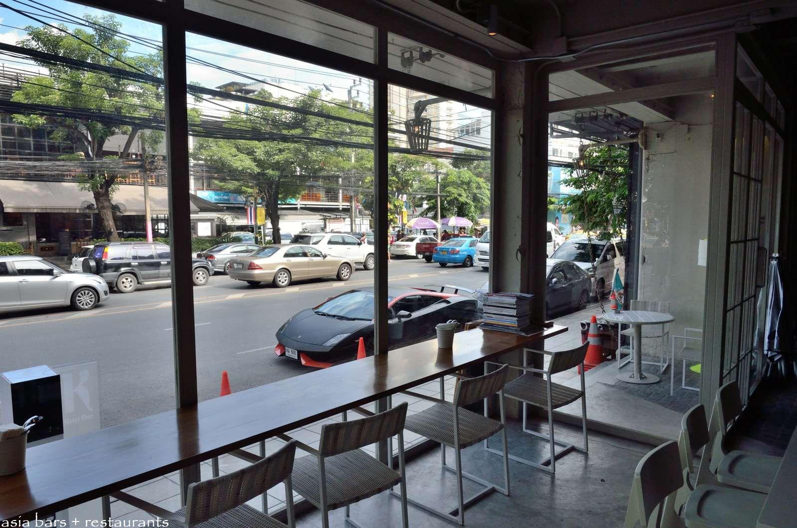 Badmotel Restaurant Amp Bar Modern Thai Street Food