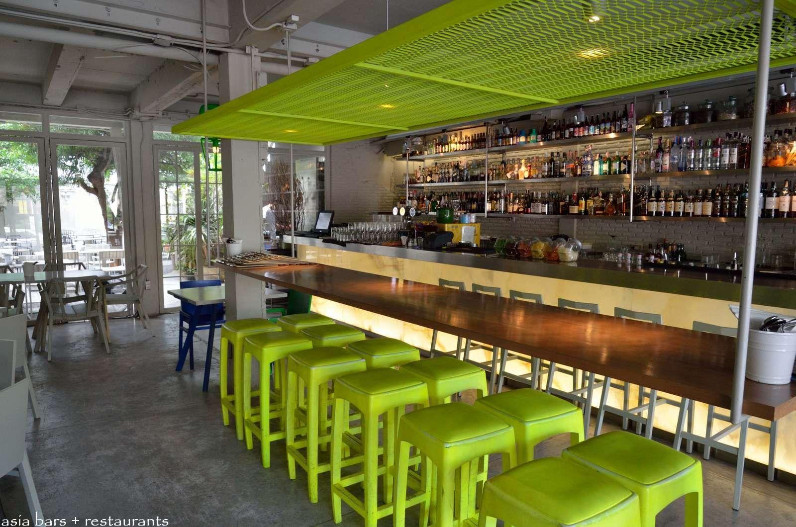 Badmotel restaurant bar modern thai street food for Chow chow restaurante