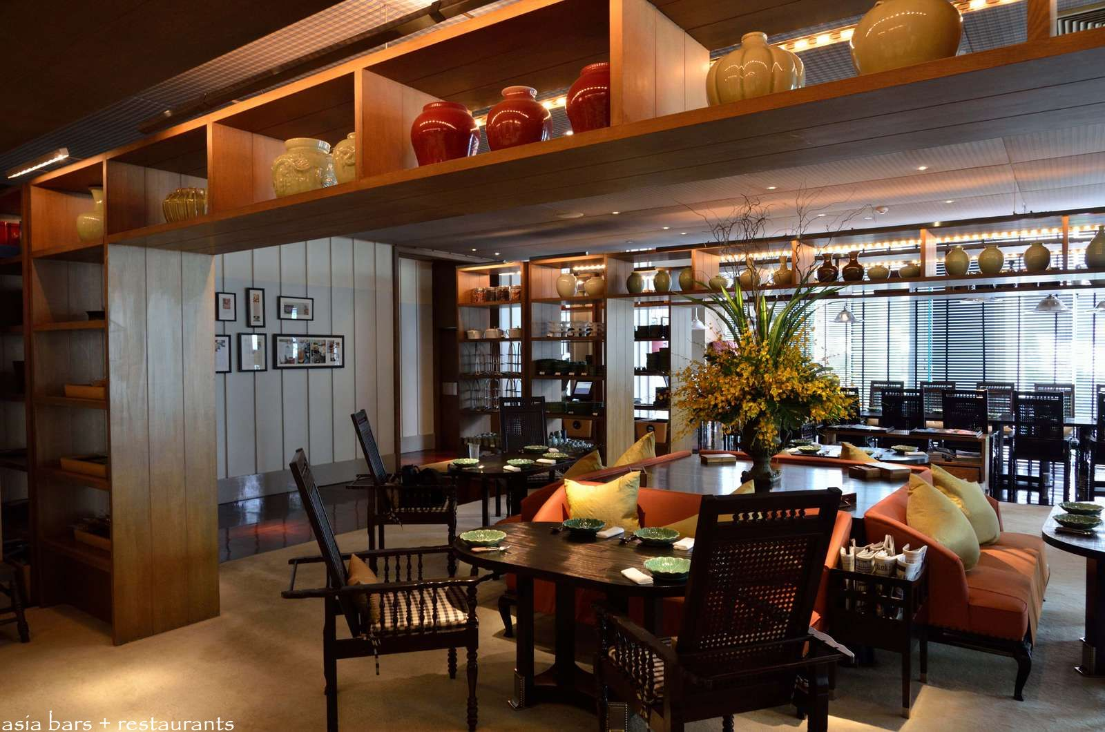 Erawan tea room authentic thai cuisine at grand hyatt for Authentic chinese cuisine for the contemporary kitchen