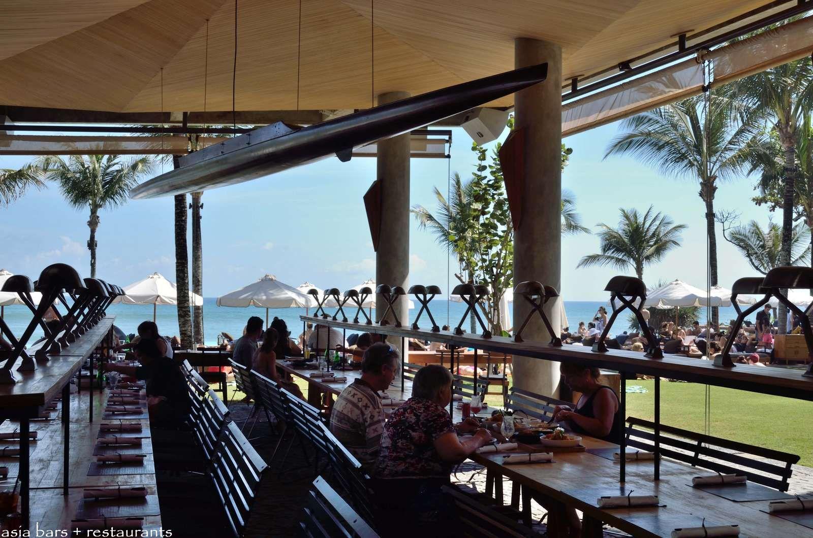 Lilin Asian Cuisine Restaurant At Potato Head Beach Club