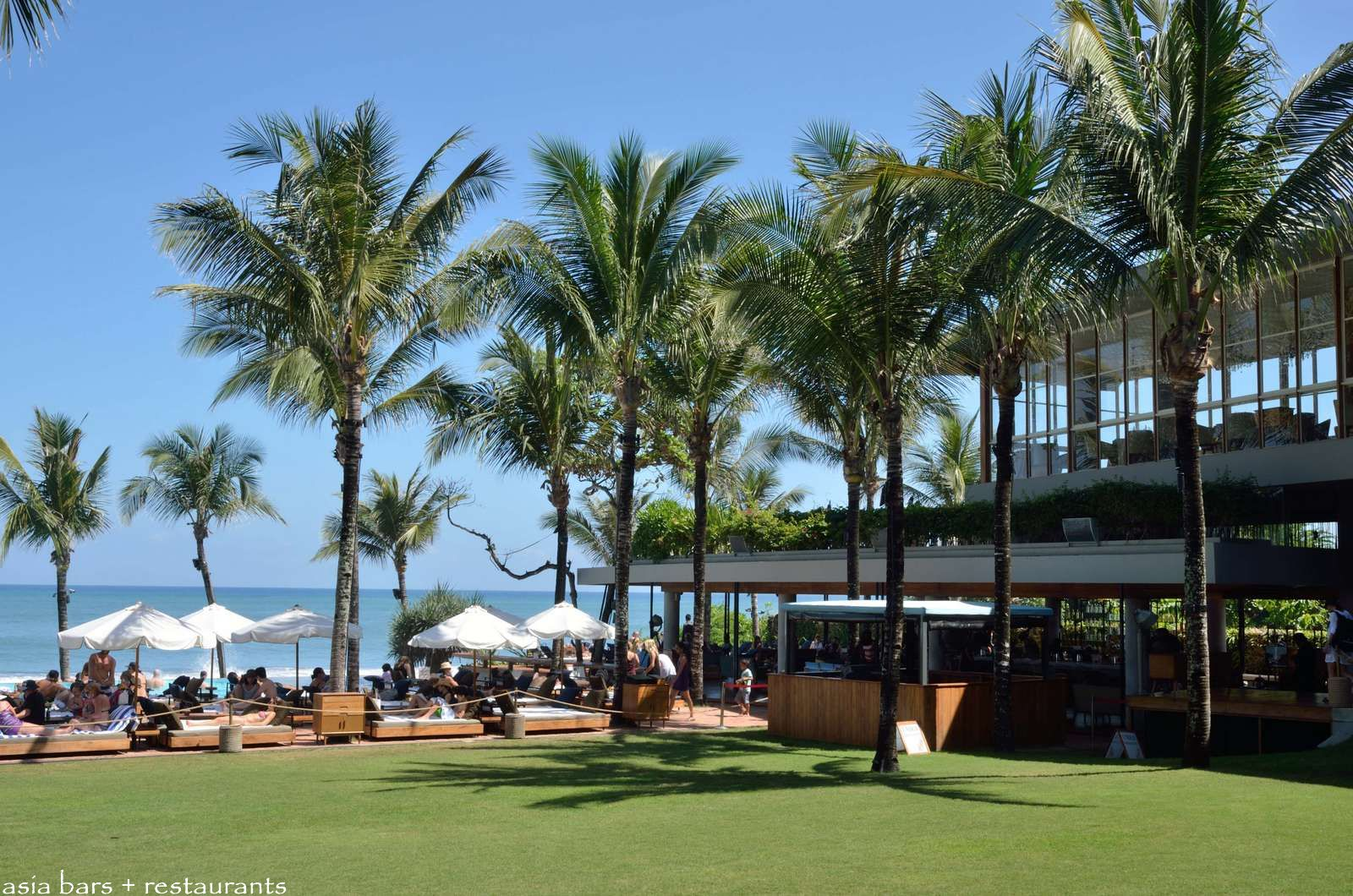 Potato Head Beach Club- beachfront pool- drinks- dining at ...