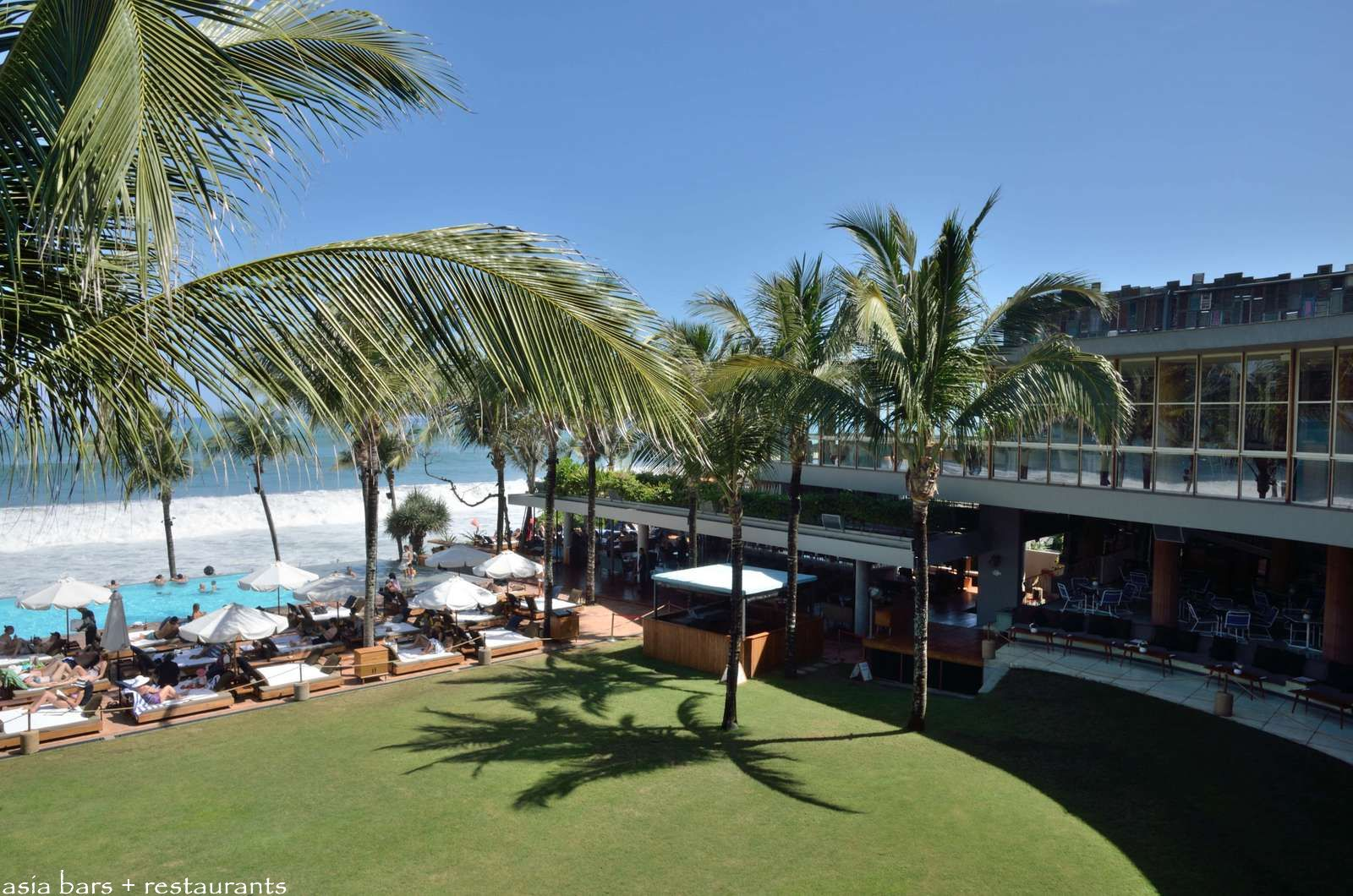 Potato Head Beach Club Images
