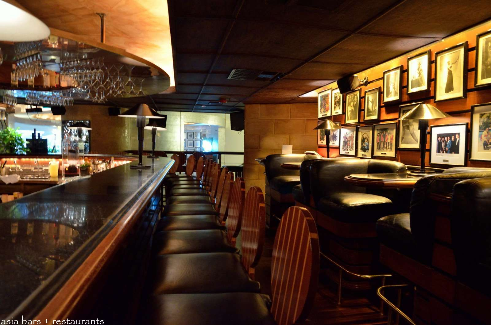 Spasso Italian Restaurant Amp Bar At Grand Hyatt Erawan