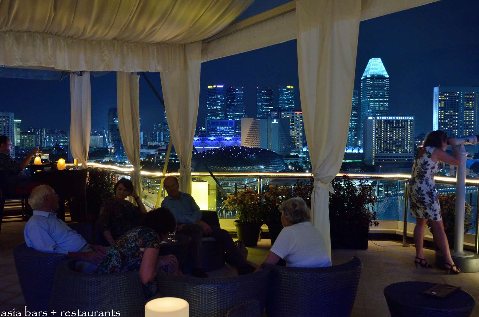 The Lighthouse Restaurant Amp Rooftop Bar The Fullerton