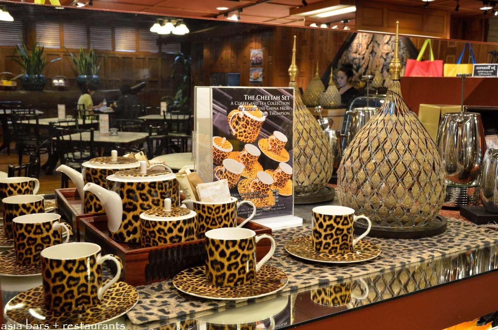 Cafe 9 by Jim Thompson- Thai restaurant- Bangkok | Asia ...