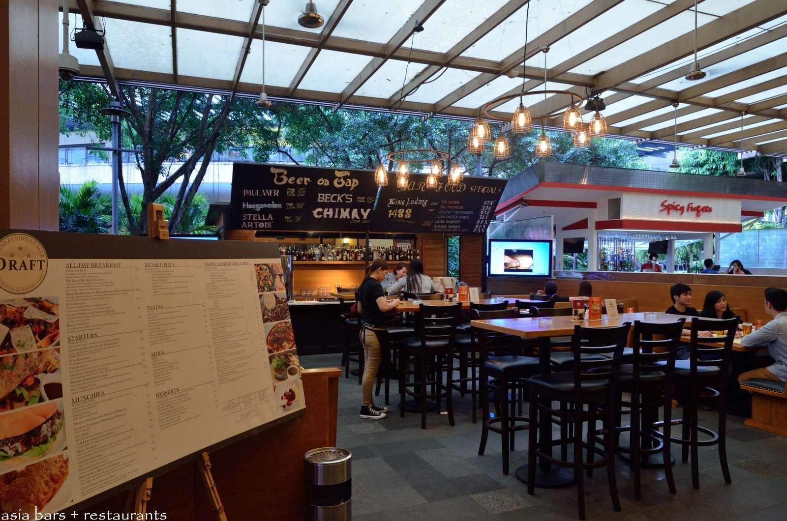 Draft Gastropub European Beer Bar Amp Restaurant