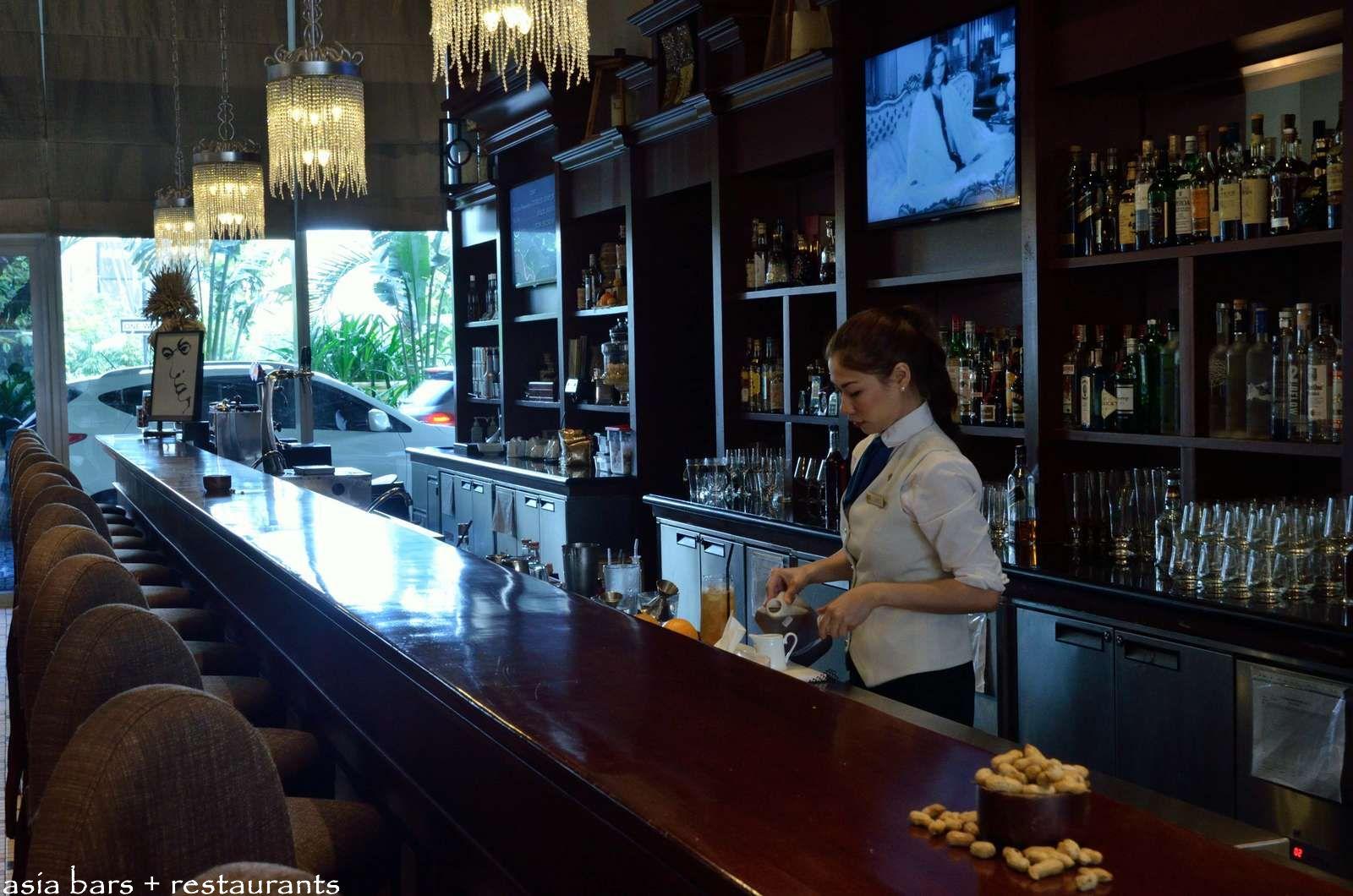 Long Bar- at Raffles Makati in Manila | Asia Bars
