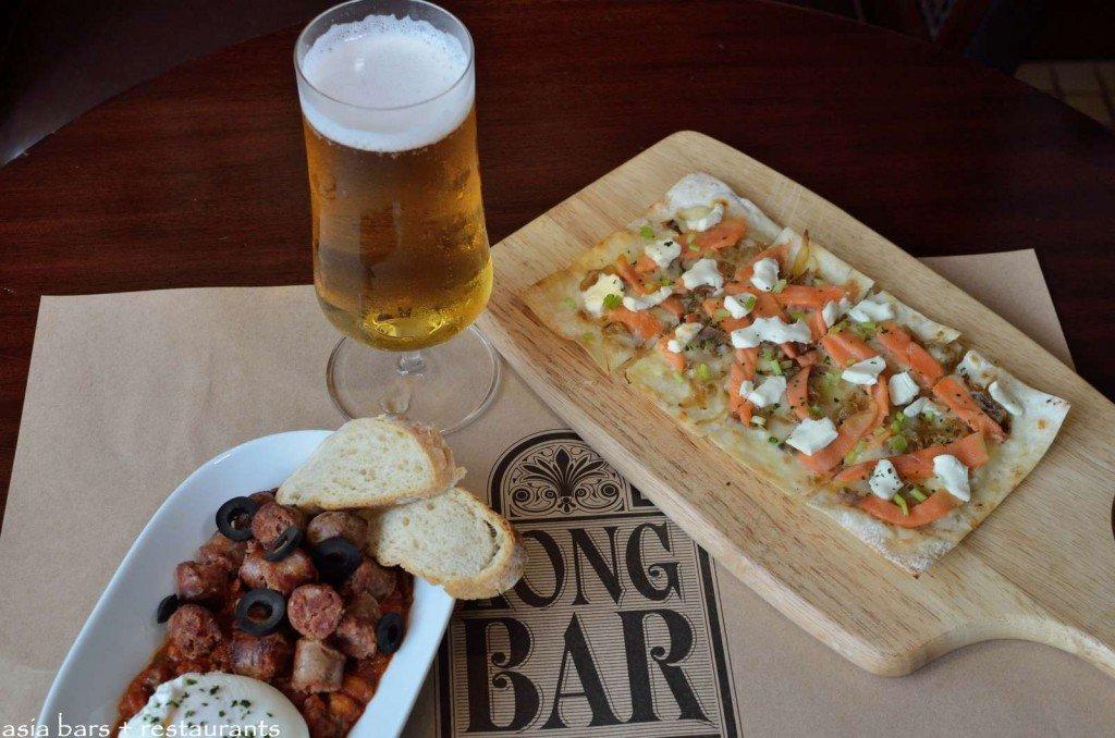 long bar raffles makati