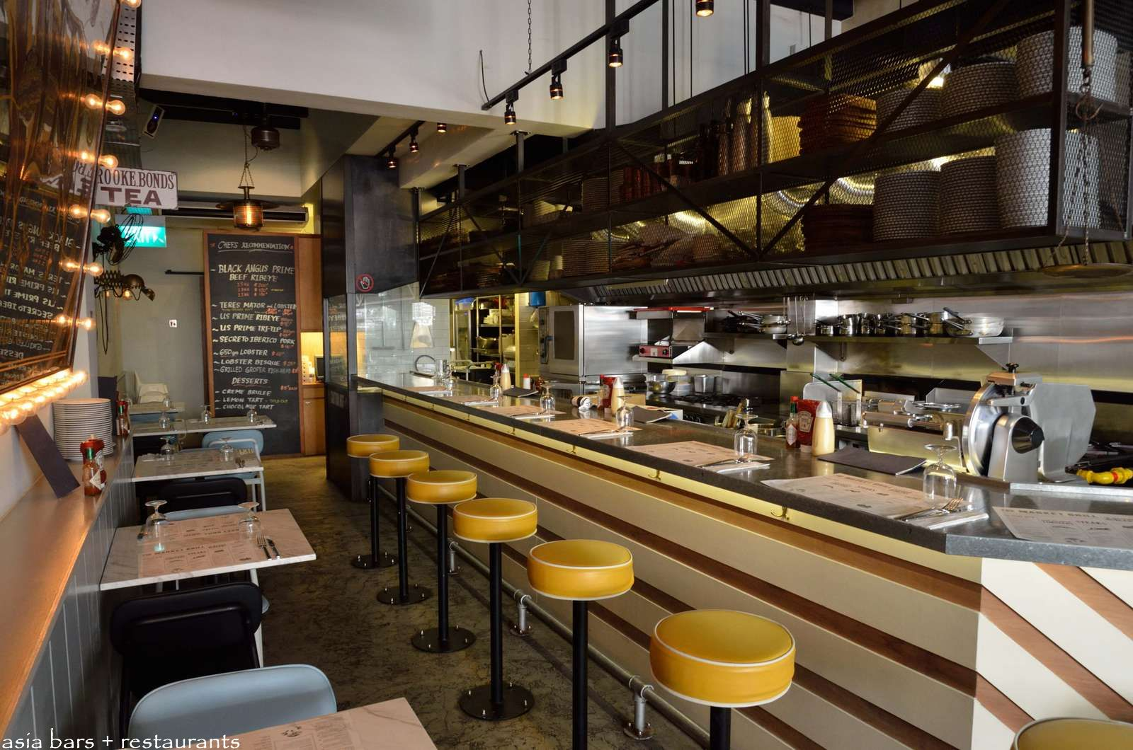 The Market Grill Steak Amp Lobster Restaurant Singapore