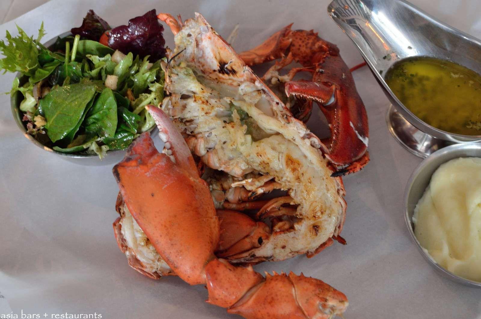 The Market Grill – steak & lobster restaurant – Singapore | Asia Bars & Restaurants