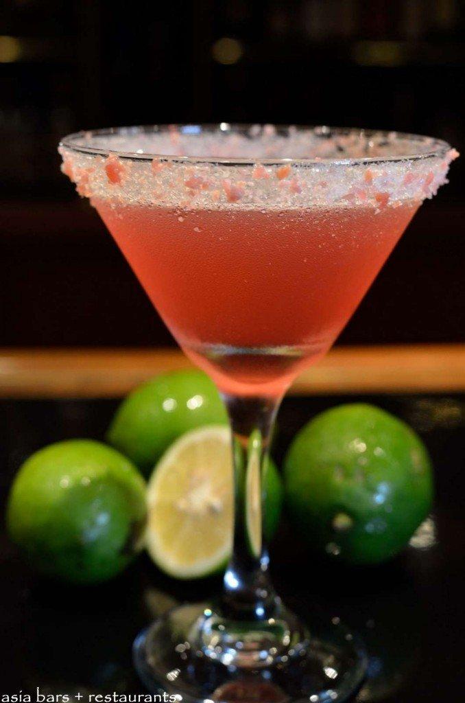 martini's @ mandarin oriental manila