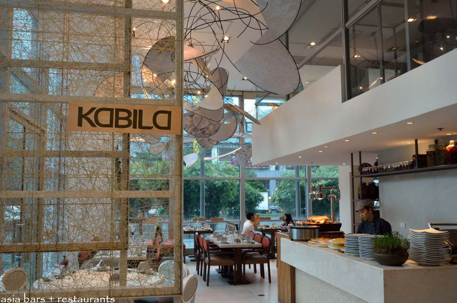 Museum cafe kabila filipino bistro manila asia bars
