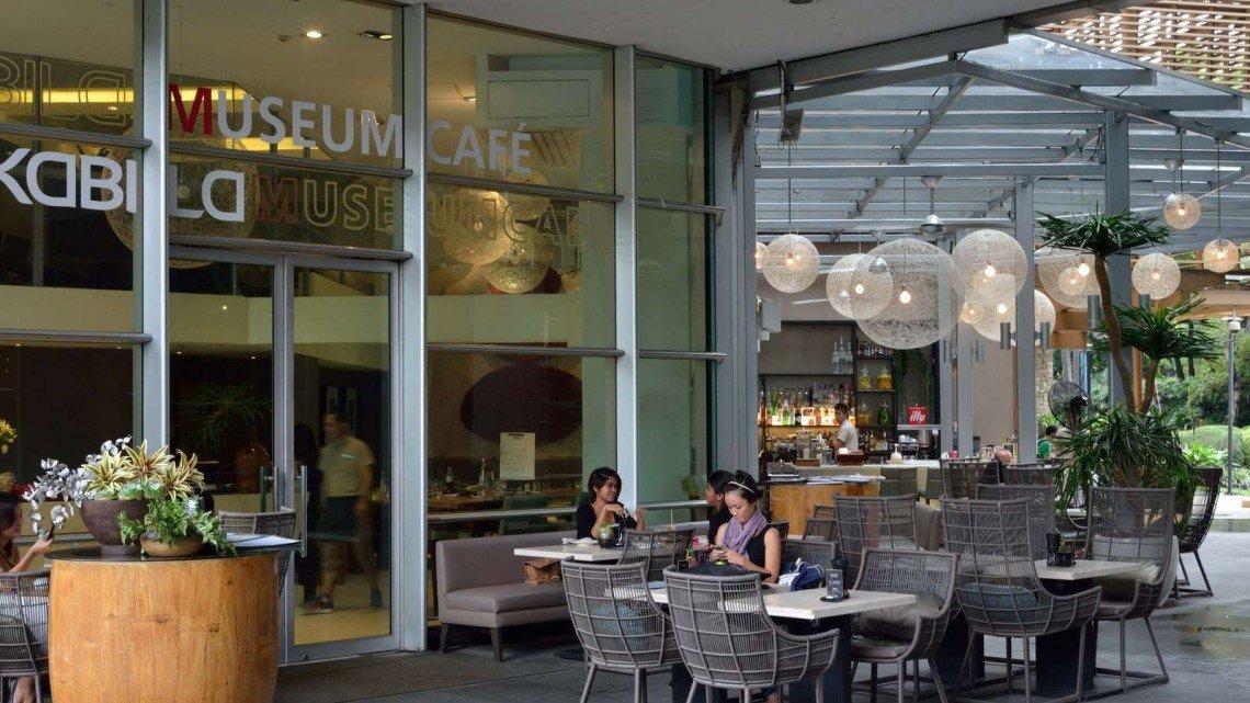 museum cafe + kabila manila