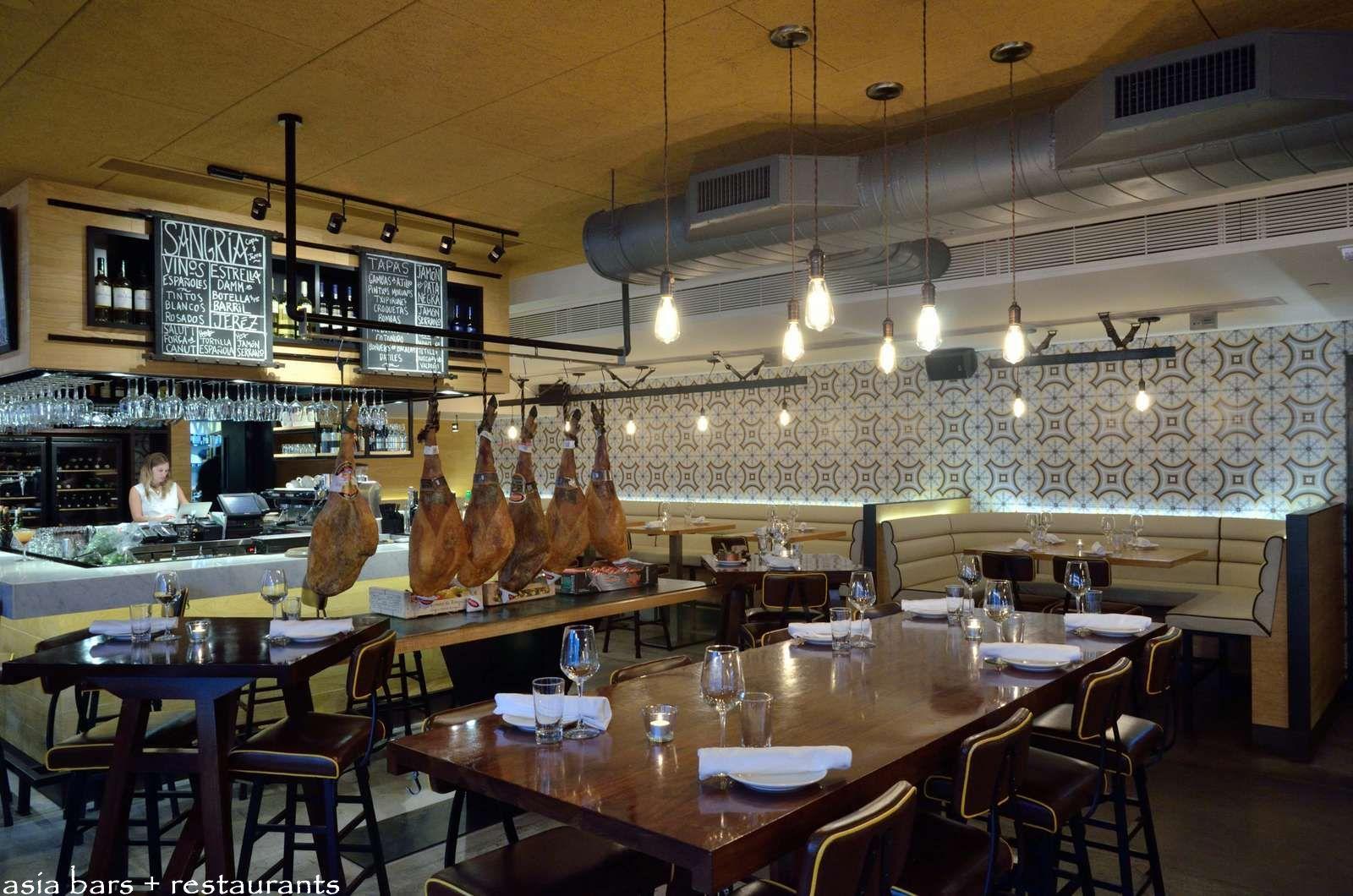 boqueria tapas bar restaurant hong kong asia bars restaurants. Black Bedroom Furniture Sets. Home Design Ideas