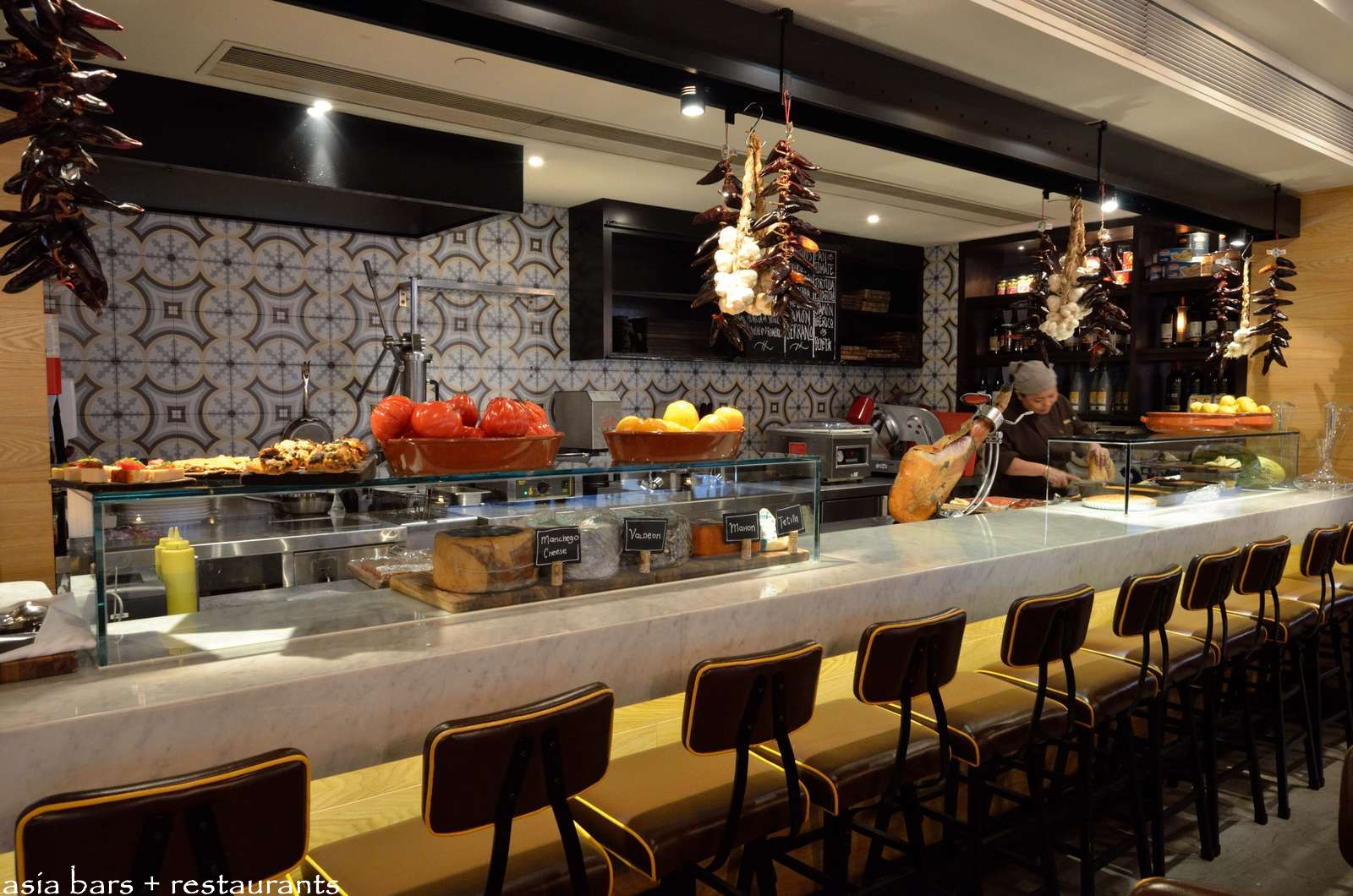 Boqueria Tapas Bar amp Restaurant Hong Kong Asia Bars